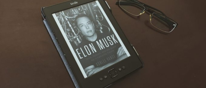 elon musk book review
