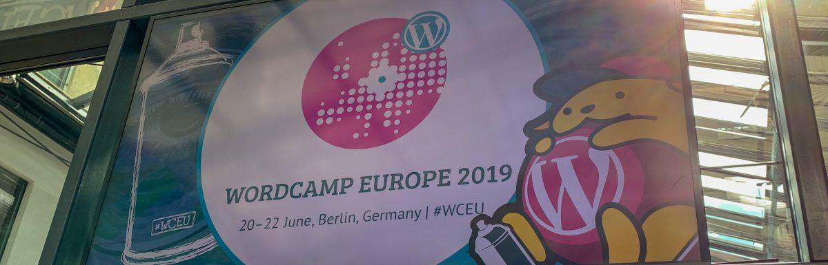 wordcamp europe sun