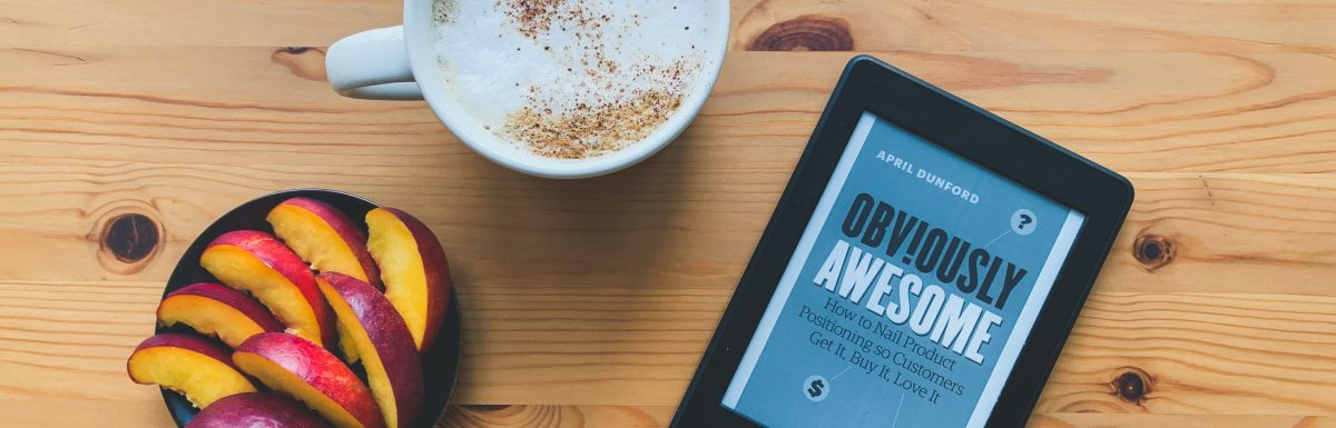 obviously awesome april dunford book review