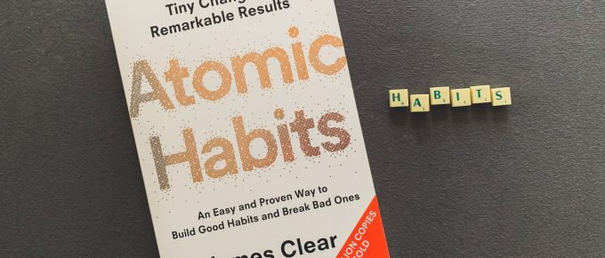 atomic habits james clear book review