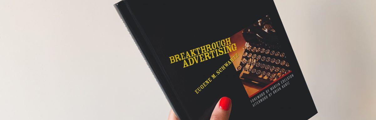 breakthrough advertising book